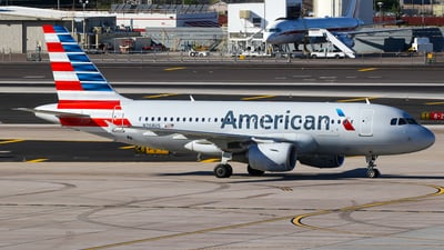 N768US - Airbus A319-112 - American Airlines