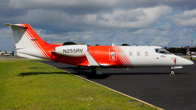 N255RV - Bombardier Learjet 55 - REVA Air Ambulance