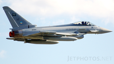 ZK064 - Eurofighter Typhoon EF2000 - Saudi Arabia - Air Force