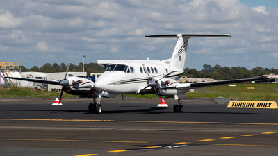 VH-XGV - Beechcraft B200 Super King Air - Private
