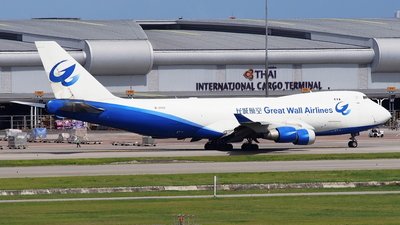 B-2433 - Boeing 747-412F(SCD) - Great Wall Airlines