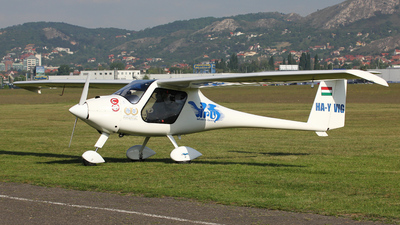 HA-YVIG - Pipistrel Virus 912 - Private