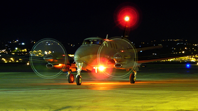 FAC5765 - Beechcraft C90GTx King Air - Colombia - Air Force