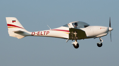 D-ELTP - Aquila A210 - Private