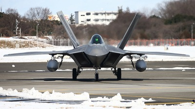 06-4119 - Lockheed Martin F-22A Raptor - United States - US Air Force (USAF)