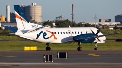 A picture of VHZLK - Saab 340B - Regional Express - © James Saunders