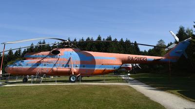RA-21133 - Mil Mi-6 Hook - Aeroflot