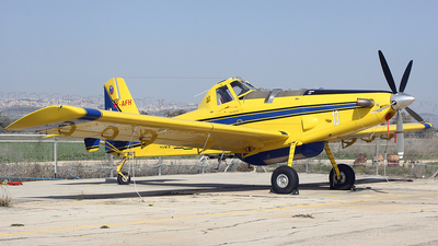 4X-AFH - Air Tractor AT-802 - Chim-Nir Aviation