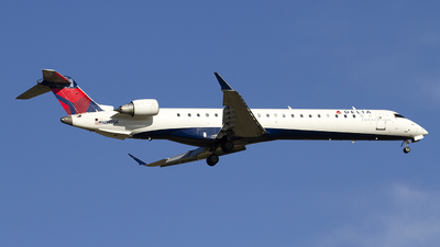 N897SK - Bombardier CRJ-900LR - Delta Connection (SkyWest Airlines)