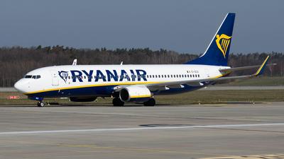 EI-DCX - Boeing 737-8AS - Ryanair
