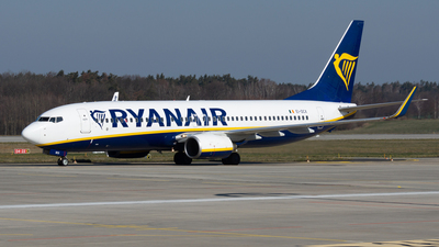 A picture of EIDCX - Boeing 7378AS - Ryanair - © Stephan Wagner