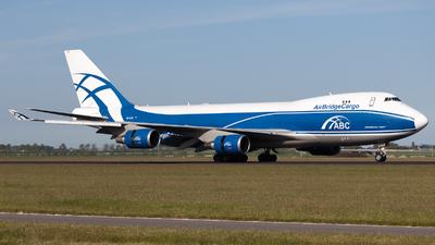 VQ-BJB - Boeing 747-446F(SCD) - Air Bridge Cargo