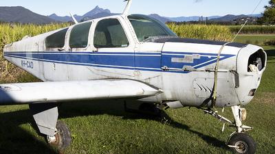 VH-CAD - Beechcraft 35 Bonanza - Private