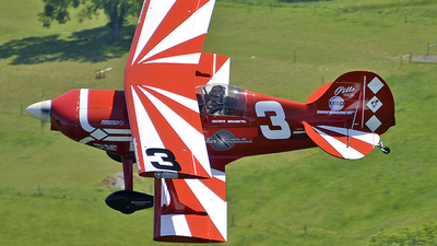 N2968G - Pitts S-1C Special - Private
