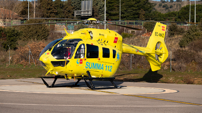 A picture of ECMKZ - Airbus Helicopters H145 - [20075] - © Sergio Basterrechea