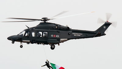 MM81805 - Agusta-Westland HH-139A - Italy - Air Force