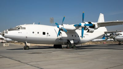 TN-AHG - Antonov An-12BP - Untitled