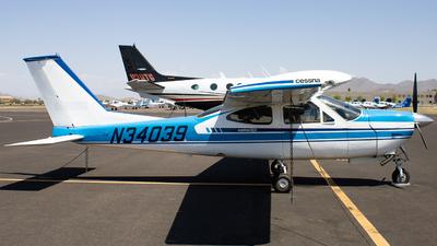 N34039 - Cessna 177RG Cardinal RG II - Private