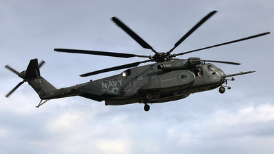162510 - Sikorsky MH-53E Sea Dragon - United States - US Navy (USN)