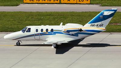 HA-KAR - Cessna 525 Citationjet CJ1 - Jet-Stream