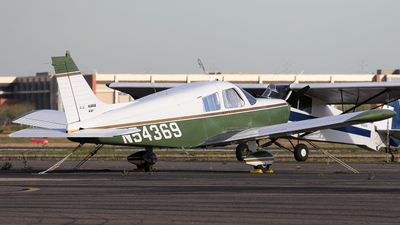 A picture of N54369 - Piper PA28140 - [287425110] - © BaszB