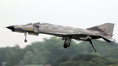 38-33 - McDonnell Douglas F-4F Phantom II - Germany - Air Force