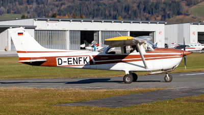 D-ENFK - Reims-Cessna F172M Skyhawk - Private