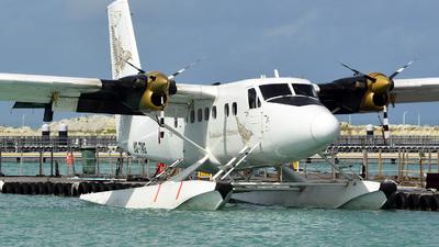 8Q-TMG - De Havilland Canada DHC-6-300 Twin Otter - Trans Maldivian Airways