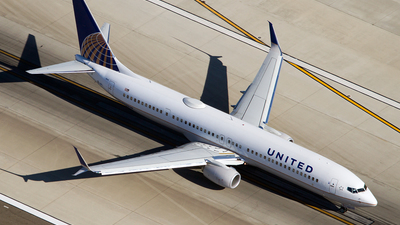 N69838 - Boeing 737-924ER - United Airlines