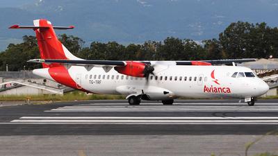 TG-TRF - ATR 72-212A(600) - Avianca Guatemala