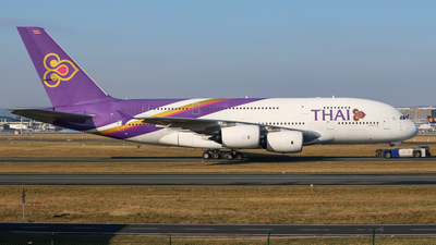 HS-TUE - Airbus A380-841 - Thai Airways International
