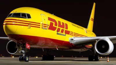 A9C-DHJ - Boeing 767-281(BDSF) - DHL International Aviation