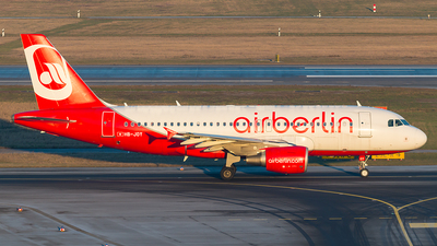 HB-JOY - Airbus A319-112 - Air Berlin (Belair Airlines)
