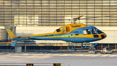 EC-ISB - Aérospatiale AS 355N Ecureuil 2 - Dirección General de Tráfico (DGT)