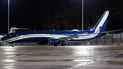 LX-DIO - Boeing 737-97YER(BBJ3) - Global Jet Luxembourg