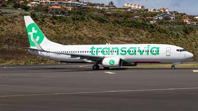 F-GZHL - Boeing 737-8K2 - Transavia France