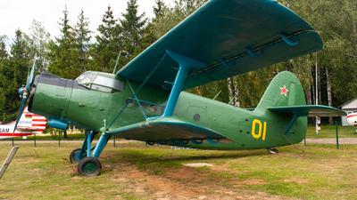 01 - PZL-Mielec An-2T - Belarus - DOSAAF