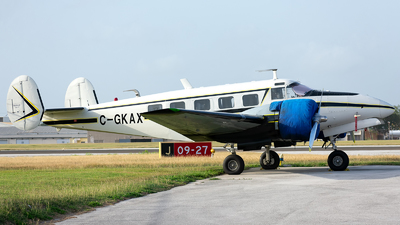 C-GKAX - Beech D18S - Private