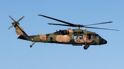 A25-104 - Sikorsky S-70A-9 Blackhawk - Australia - Army
