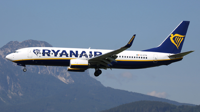 EI-FTK - Boeing 737-8AS - Ryanair