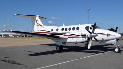 N89UA - Beechcraft 200 Super King Air - Private