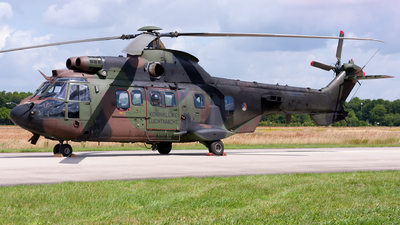 S-458 - Eurocopter AS 532UC Cougar - Netherlands - Royal Air Force