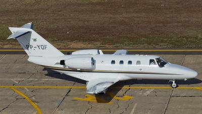 PP-YOF - Cessna 525 CitationJet 1 - Private