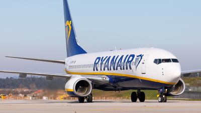 A picture of EIDPP - Boeing 7378AS - Ryanair - © Carlos Miguel Seabra