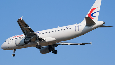 A picture of B2219 - Airbus A320214 - China Eastern Airlines - © Predic. LXY!