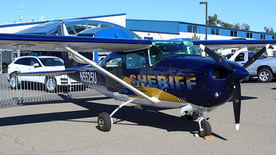 N5525U - Cessna U206G Stationair - United States - Alameda County Sheriffs Department