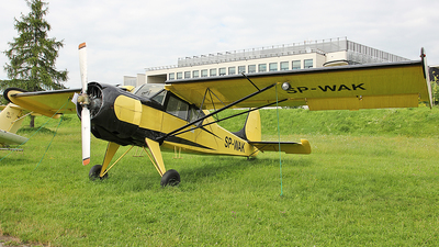 SP-WAK - PZL-Okecie 101 Gawron - Private