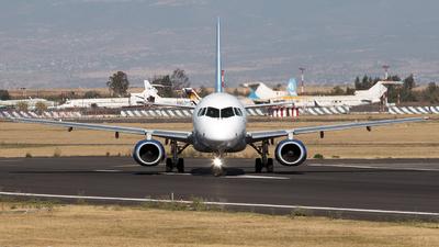 XA-BVM - Sukhoi Superjet 100-95B - Interjet