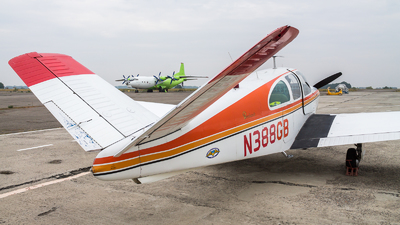 N388GB - Beechcraft C35 Bonanza - Private