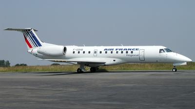 F-GOHB - Embraer ERJ-135ER - Air France (Régional Compagnie Aerienne)